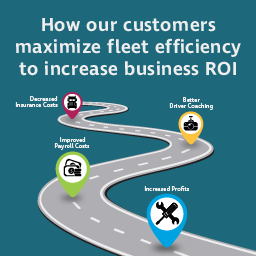How our customers maximize fleet efficiency to increase business ROI