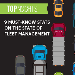 9 Must-Know Stats On The State Of Fleet Management