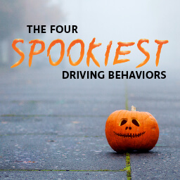 The Four Spookiest Driving Behaviors