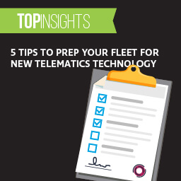5 tips to prep your fleet for new telematics technology