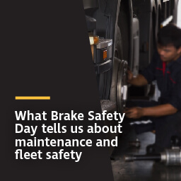 What Brake Safety Day tells us about maintenance and fleet safety