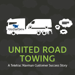United Road Towing: Staying efficient with 40,000 time-sensitive tows each year