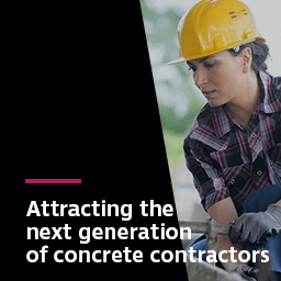 Attracting the next generation of concrete contractors