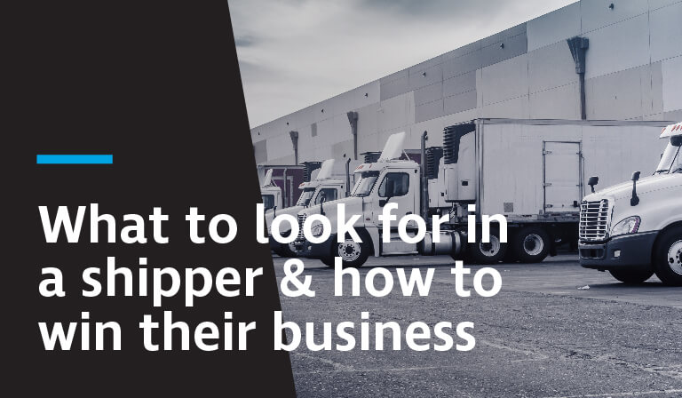Learn some useful tips on how to choose the right shipper to work with.