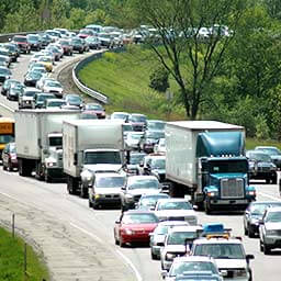 3 reasons why traffic congestion continues to hinder fleet productivity