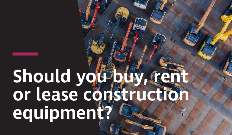 When considering the cost-benefits of buying versus leasing, it is important to consider maintenance in the discussion.