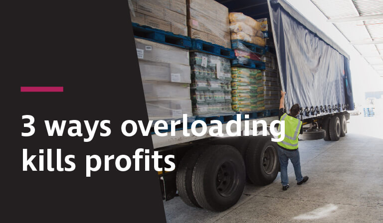 Discover the three biggest overloading issues and how your fleet can avoid these unnecessary expenses.