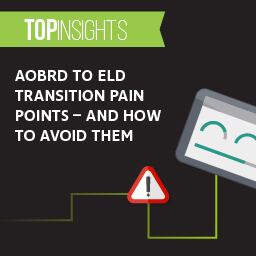 Common AOBRD to ELD transition pain points - and how to avoid them