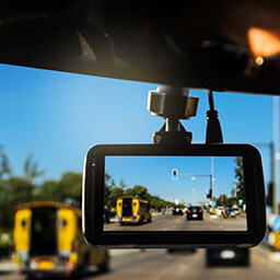 How a dashboard cameras works